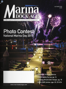 Marina Dockage Princess Cover Shot