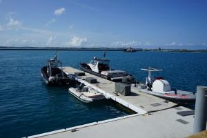 Oracle docks 3